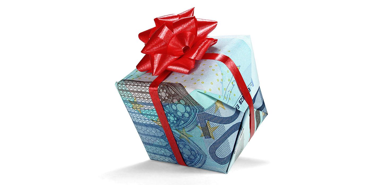 Steuern: Geschenkt! – Mandantenzeitschrift tatort:steuern
