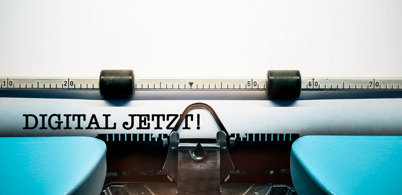 Digital Jetzt! – Mandantenzeitschrift tatort:steuern