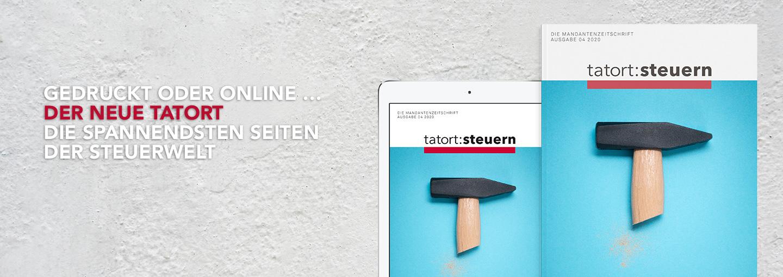 tatort:Steuern – Bestellung Mandantenzeitschrift